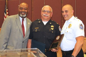 Proclamations Awarded to Retiring Roselle Police Officers and Detectives, photo 4