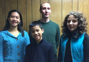 Danielle Ignacio, James Ignacio, Patrick Cullins, and Emma Saccone to be Featured in Ragtime