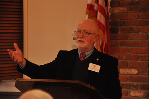 Ed Selby, Executive Director of the Sussex County Democratic Committee.