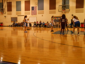 Marissa Fudenna's Participation Is Earned On Columbia Middle School Basketball Team, photo 9