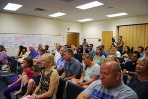 Scotch Plains-Fanwood Board of Education Hears From Parents About Busing, photo 1