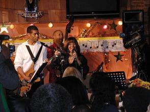 Jazz Singer Denise Hamilton