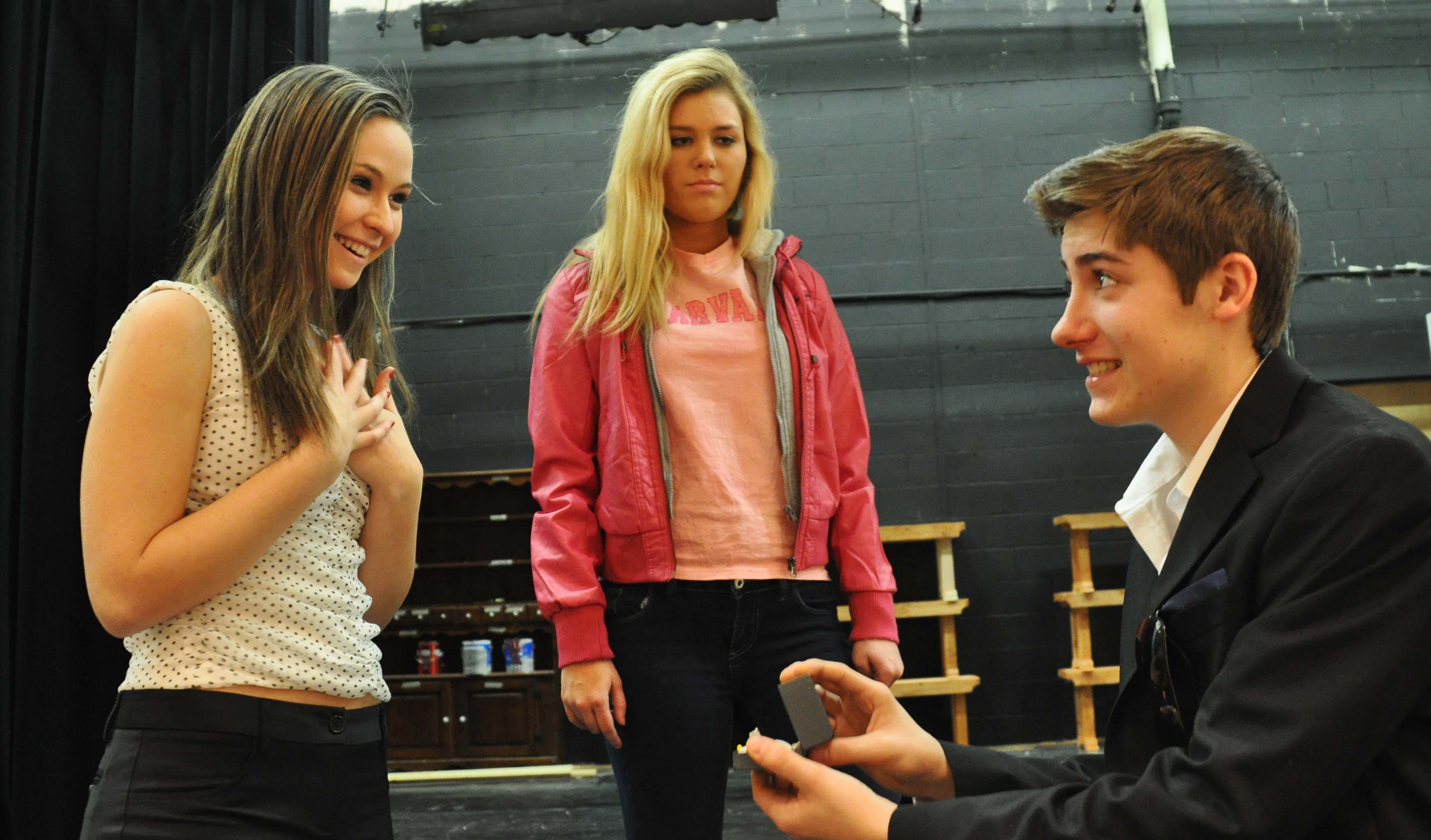 Montville High School Presents Spring Musical Legally