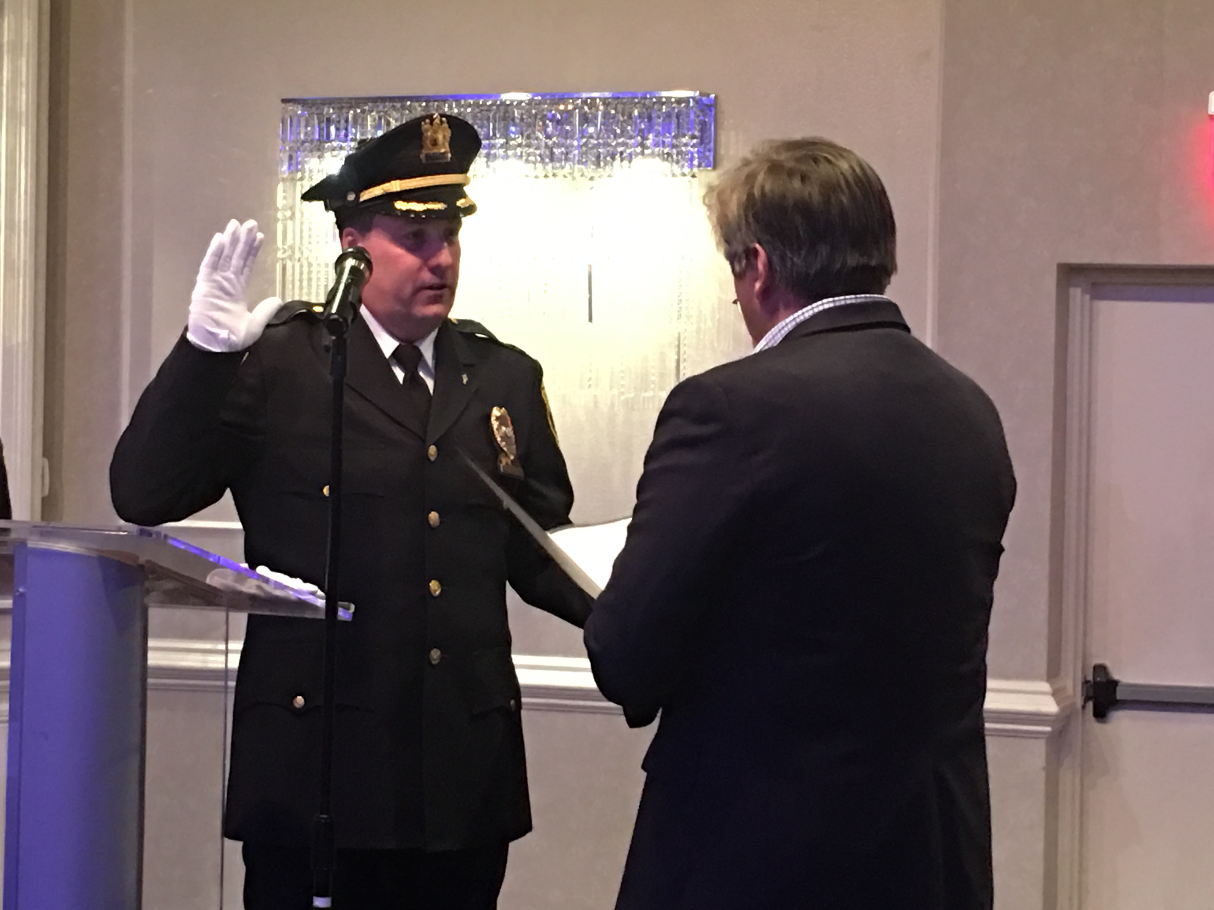 c1a8479df9ee5c0225a49298365357e45b163ce5CaptainMichaelKeigherjpg Four West Orange Police Officers Promoted