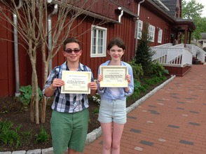 Westfield 8th Graders Win Bucks County Playhouse Awards, photo 1