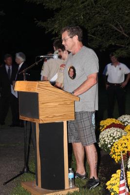 Livingston 911 Memorial