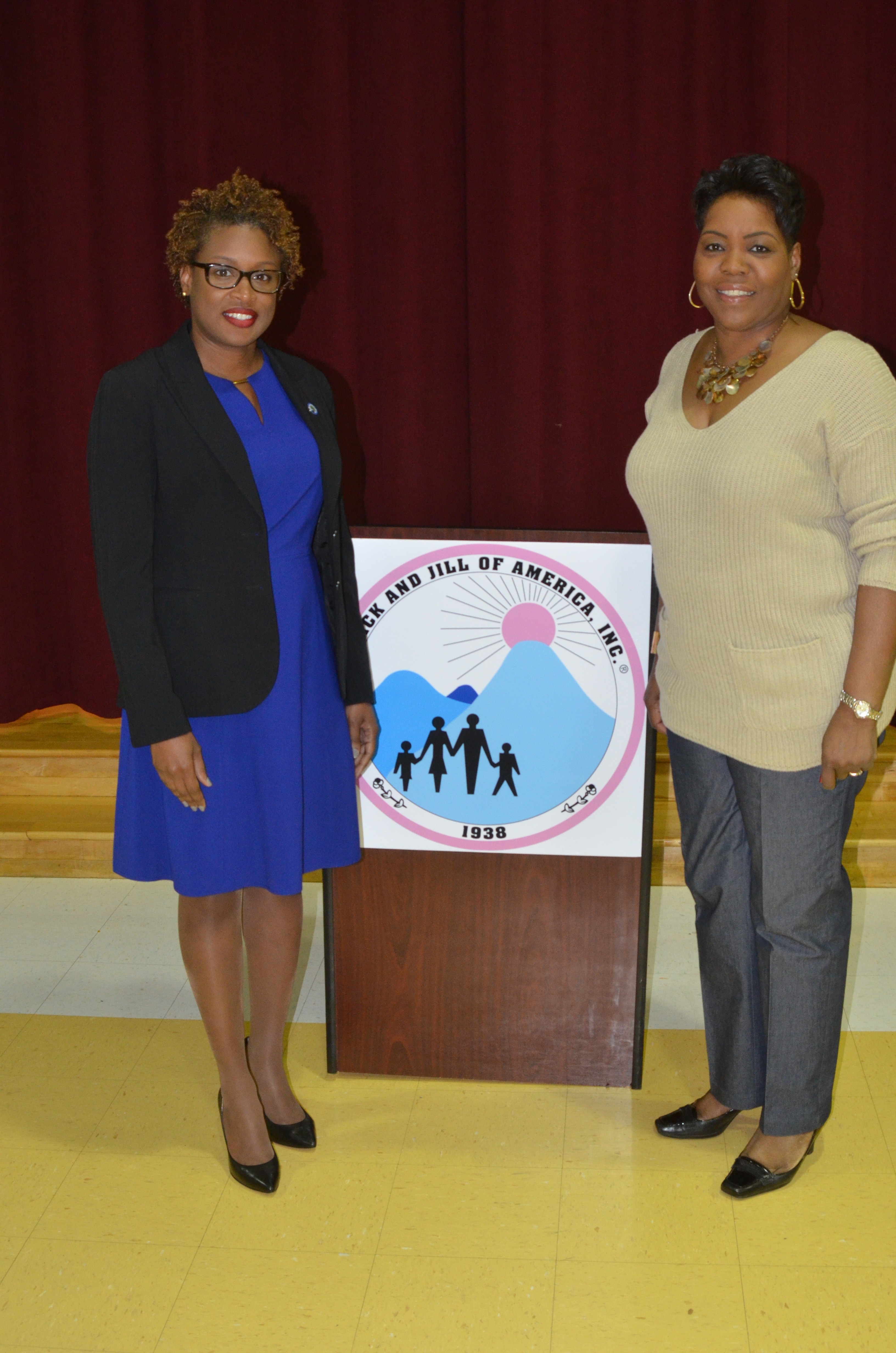 Jack jill host white house deputy director on for Jack and jill house