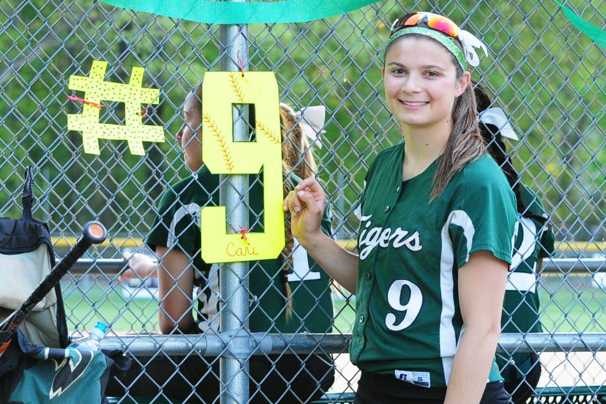 Delair Ratti Heroes For South Plainfield Lady Tigers In