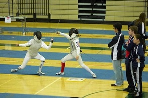 Gov. Livingston Fencers Ace District Tournament, photo 10