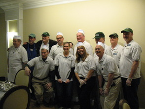 Community Service Association and New Providence Lions Club Hold Spaghetti Dinner to Commemorate CSA's 60th Anniversary, photo 2