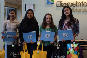 Westfield Students'Art Selected for Corporate Display, photo 1