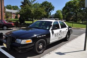 westfield police car