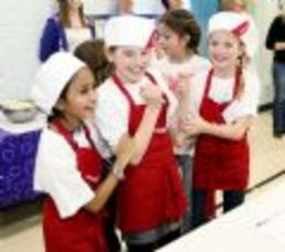 Helen Morgan's Future Chefs
