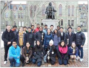 LHS Forensics Speech and Debate Team