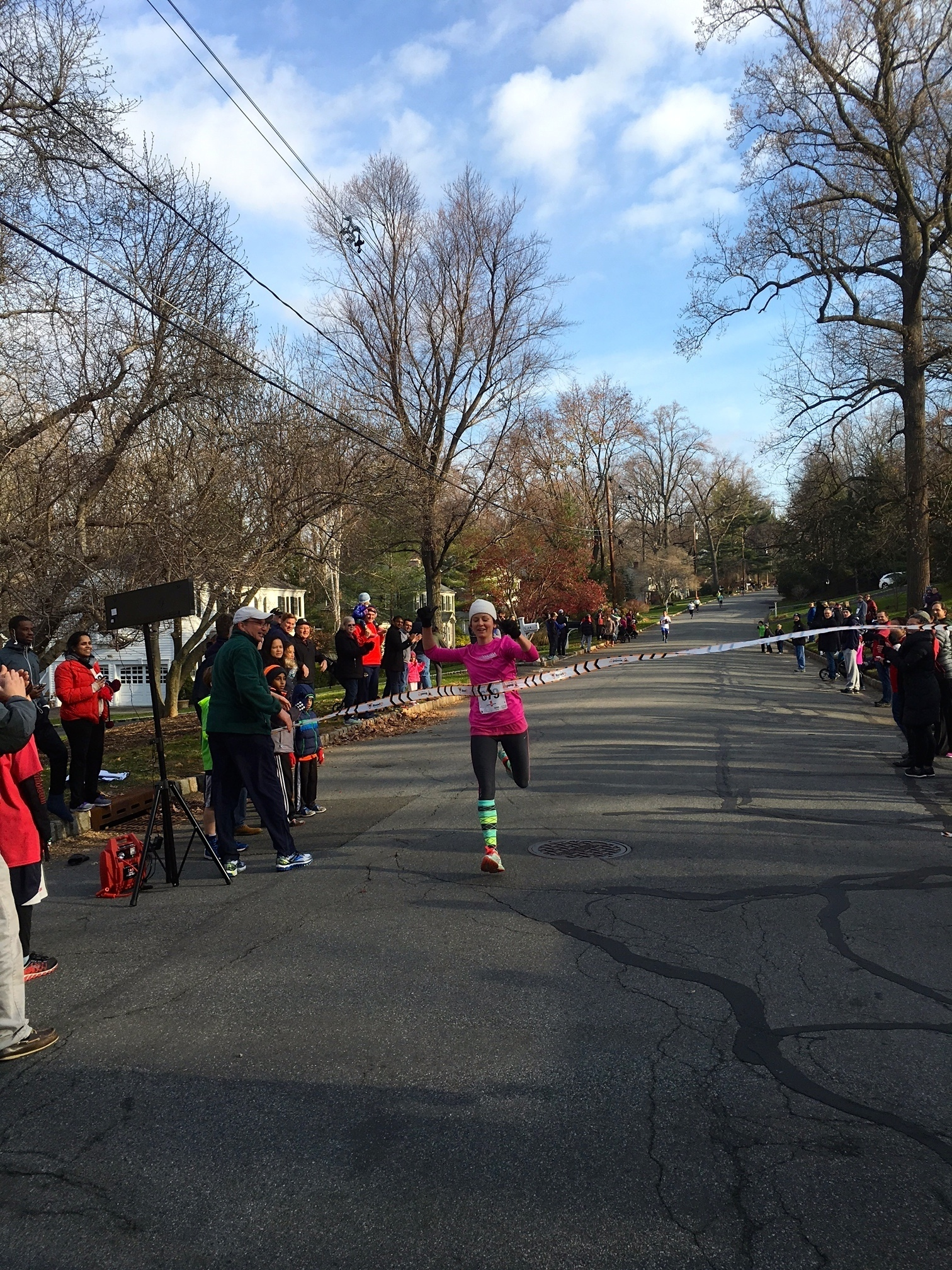 7th Annual Chatham Turkey Trot Raises $24K for Chatham Fire Dept., Diabetes Research