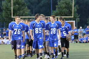 Randolph Recreation Football and Cheerleading Holds Pep Rally, photo 1