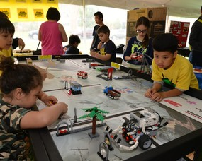 Spongebots and LEGO EV3