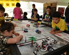 Spongebots and LEGO EV3