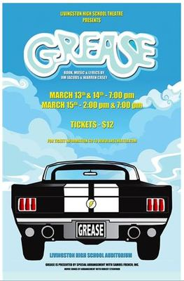 Livingston High School to Present 'Grease' , photo 2
