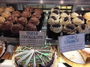 Sweet treats at Mara's Cafe