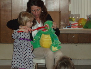 Pearly Whites Pediatric Dentistry Visits Westminster Nursery School for National Dental Health Month, photo 2