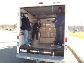 West Orange Cares Packing Day