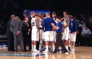Seton Hall Holds Off Butler in First Round of Big East Basketball Tournament, photo 7