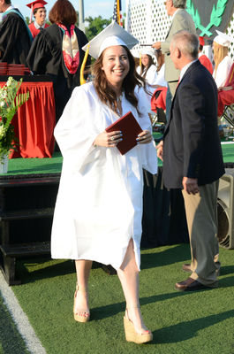 Reliving West Essex High School's Class of 2014 Graduation, photo 8