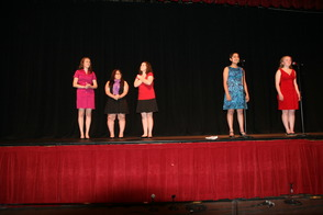 "Gov. Livingston Students Performed In ""Cabaret for A Cure"" , photo 5"