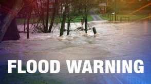 Saturday Flood Warning Remains in Effect; West Essex Area Weather for May 3, photo 1