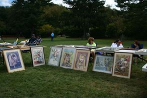 Art at the Oval 2013