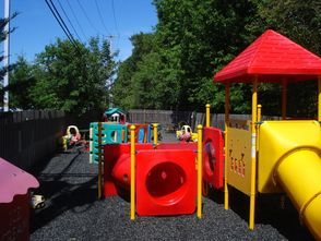 Playground at Peanut Shell
