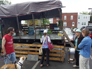 Photos: Lansdale Farmers' Market Debuts Saturday, photo 11