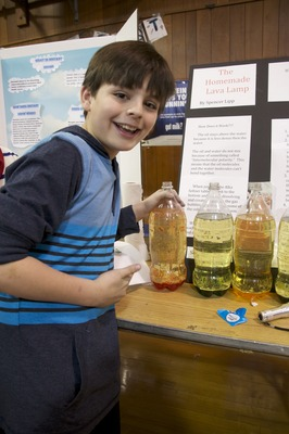 Students Impress at South Mountain School Science Fair, photo 4