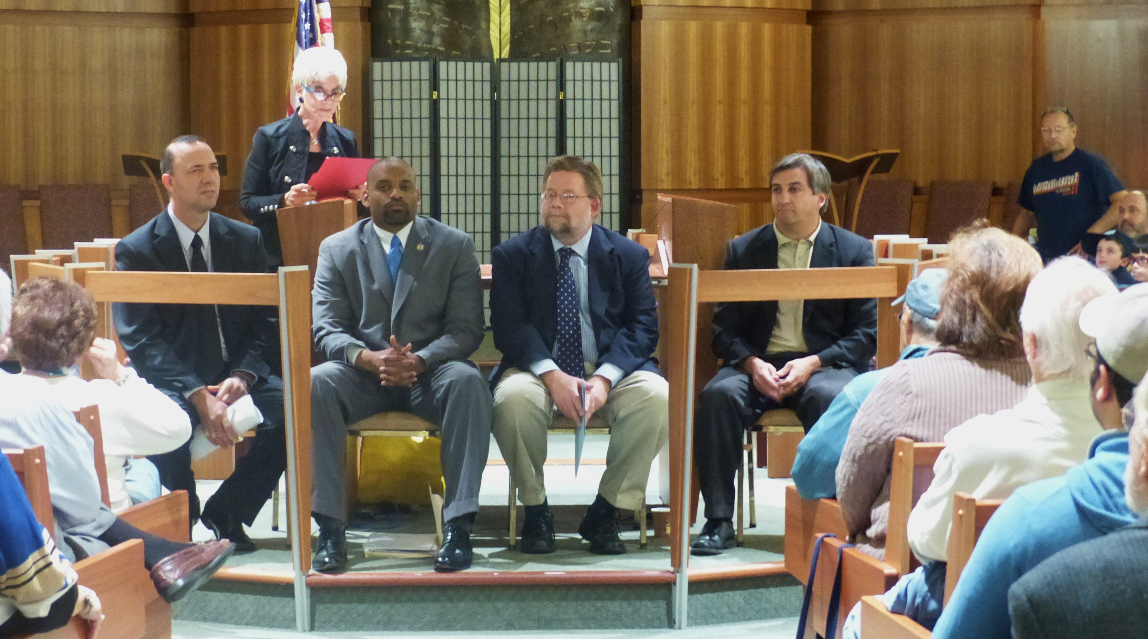 Part I: Candidate Personalities Emerge at Second West Orange Mayoral Forum