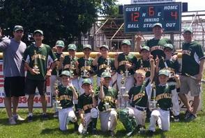 Montville Travel Baseball League
