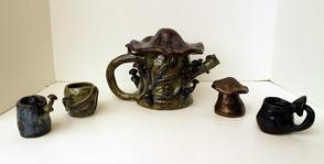 Mushroom Pot
