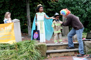 Halloween Festivities Fill South Orange Village Center, photo 9