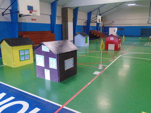Safety Town Houses