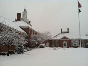 westfield municipal in snow