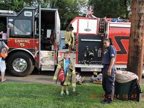 South Plainfield Participates in National Night Out, photo 1