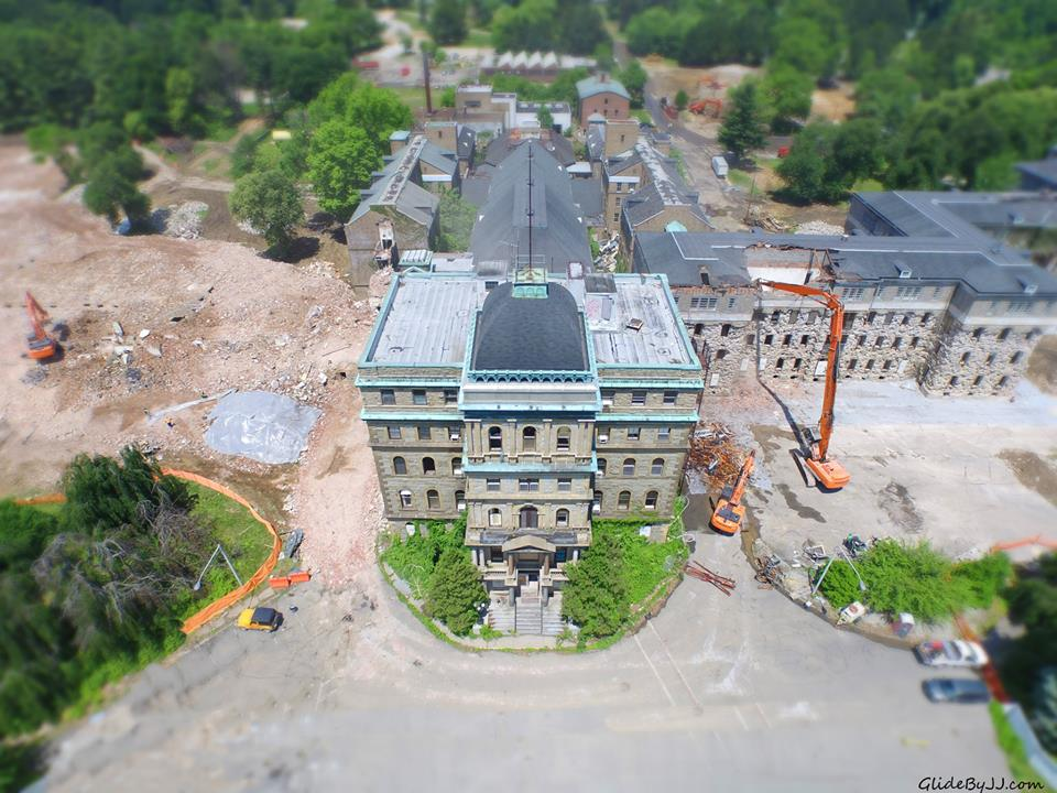 Randolph Resident's Dramatic Video of Greystone Demolition To Play At NYC Film Festival