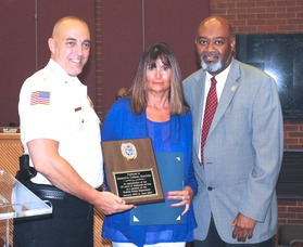 Proclamations Awarded to Retiring Roselle Police Officers and Detectives, photo 13