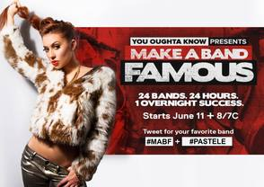 VH1's Make a Band Famous