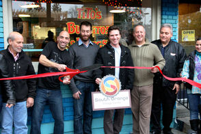 South Orange Officially Welcomes Tito's Burritos & Wings, photo 1