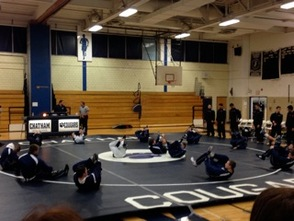 Chatham Wrestling Defeats Dover, 46-18, photo 3