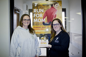 Summit Resident Wins Y's 5K Contest