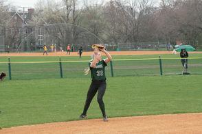 Shortstop Megan Patierno
