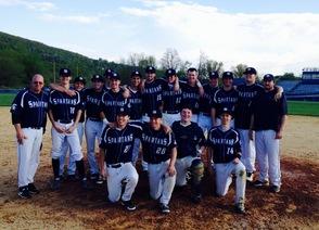 Sparta Varsity Baseball