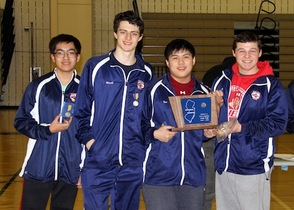Gov. Livingston Fencers Ace District Tournament, photo 4